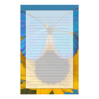 Sammamish Washington Photograph of Butterfly 57 Stationery