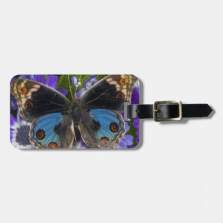 Sammamish Washington Photograph of Butterfly 9 Luggage Tag