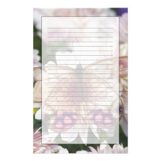Sammamish Washington Photograph of Butterfly on 15 Stationery