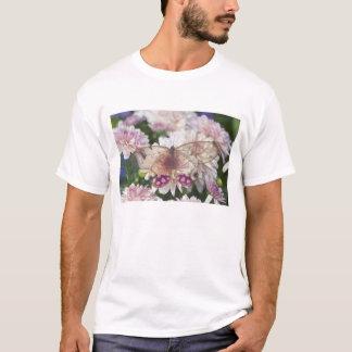 Sammamish Washington Photograph of Butterfly on 15 T-Shirt