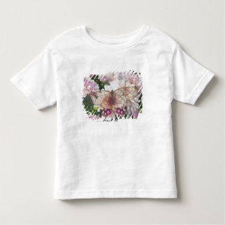 Sammamish Washington Photograph of Butterfly on 15 Toddler T-shirt