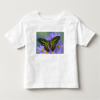 Sammamish Washington Photograph of Butterfly on 9 Toddler T-shirt