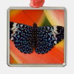 Sammamish, Washington. Tropical Butterflies 53 Metal Ornament