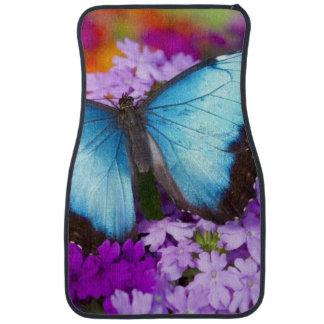 Sammamish Washington Tropical Butterfly 7 Car Floor Mat