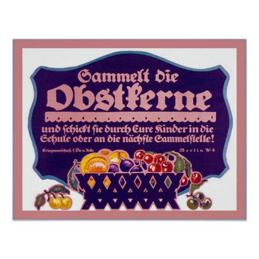 Sammelt muere poster del vintage WW1 del ~ de