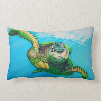 Sammie the Sea Turtle Pillow