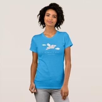 """Sammo Hog """"I do what I want"""" shirt. T-Shirt"""