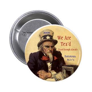sammy, 2009, We Are   Tea'd, Taxed Enough Alrea... Button