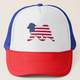 Sammy Fourth of July Happy Hat Red, White & Blue
