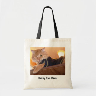 Sammy from Miami Tote Budget Tote Bag