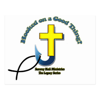 Sammy Hall Ministries Legacy Series - Hook Card Post Card