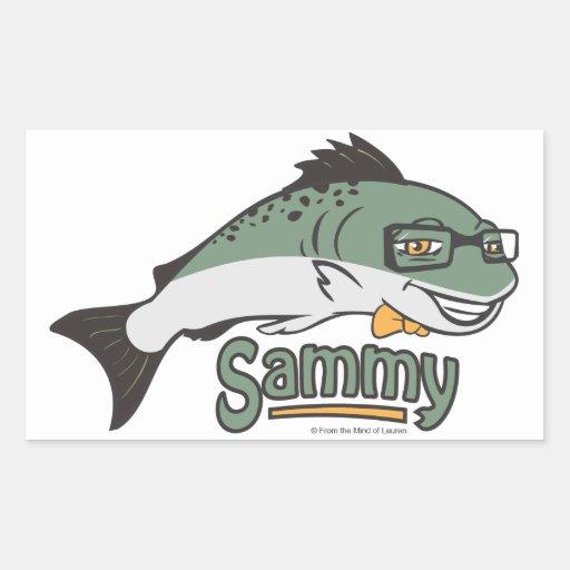 Sammy - pegatina