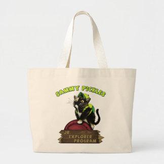 Sammy  Pickles Jr. Explorer Program Bag