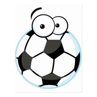 Sammy Soccer Ball Post Cards