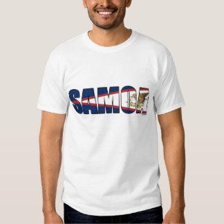 Samoa (American Samoa Flag) Tee Shirt