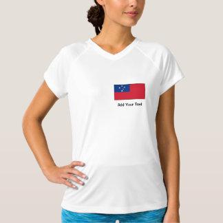 Samoa - bandera samoana remeras