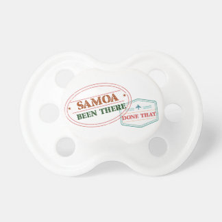 Samoa Been There Done That Pacifier