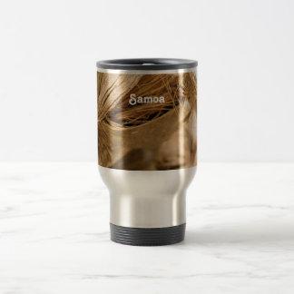 Samoa Coconut Coffee Mugs