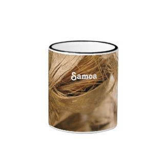 Samoa Coconut Coffee Mug