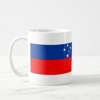 samoa country flag nation symbol coffee mug