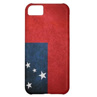 Samoa Flag Case For iPhone 5C