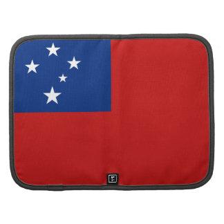 Samoa Flag Folio Organizer