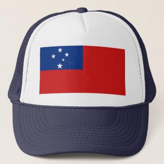 Samoa Flag Hat