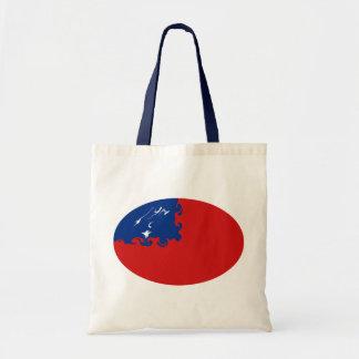 Samoa Gnarly Flag Bag