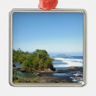 Samoa - My paradies Metal Ornament