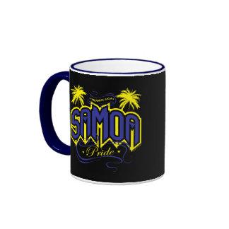 Samoa Pride Ringer Mug