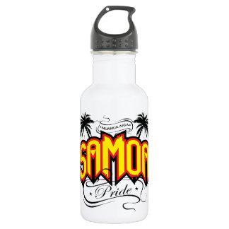Samoa Pride Water Bottle