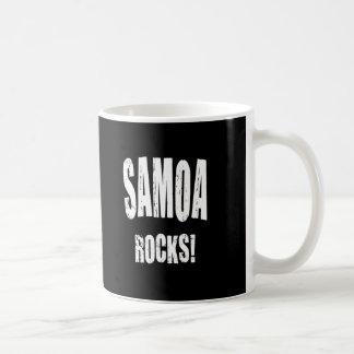 Samoa Rocks! Coffee Mug