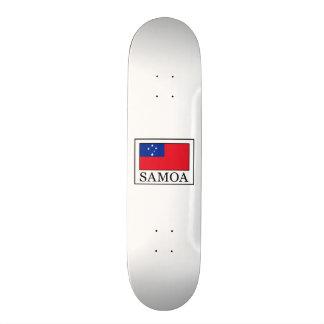 Samoa Skateboard