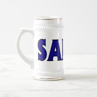 Samoa Stein Jarra De Cerveza