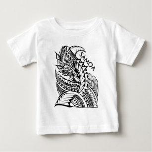 fiji baby clothes shoes zazzle Fiji Island Women samoa tribal island design baby t shirt