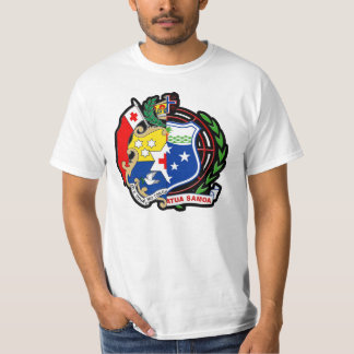 Samoan and Tongan Coat of Arms T-Shirt