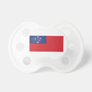 Samoan Flag Pacifier