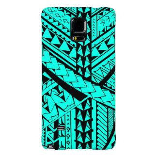 Samoan/Polynesian tribal shapes and symbols Galaxy Note 4 Case