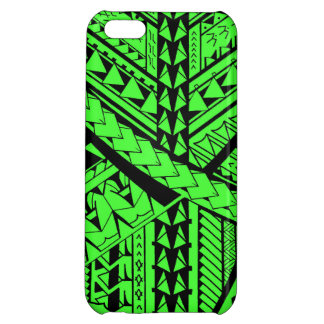 Samoan/Polynesian tribal shapes and symbols iPhone 5C Covers
