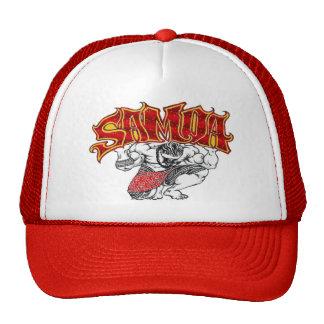 Samoan Style Trucker Hat