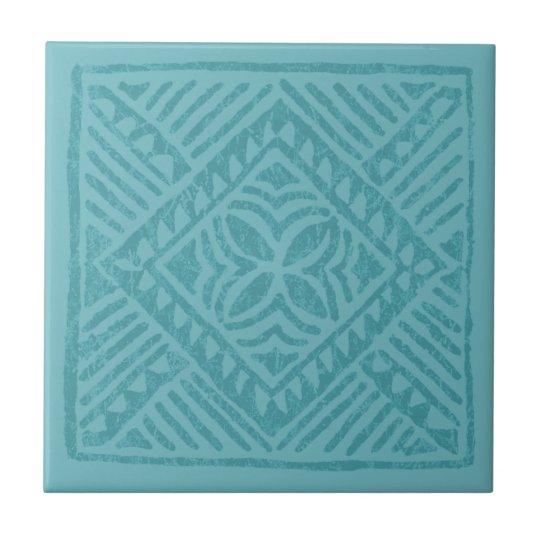 Samoan Tapa Polynesian Diamond Tile Trivets Zazzle