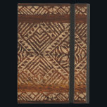 "Samoan Tapa Powis iCase iPad Case<br><div class=""desc"">Ancient Samoan tapas are the inspiration for these primitive tapa designs used in the Polynesian &amp; Hawaiian cultures. These types of designs were often printed on aloha shirts &amp; pareaus for traditional hula dancers. There are three different pattern - colorways. Each case has different tapa designs applied to a unique...</div>"