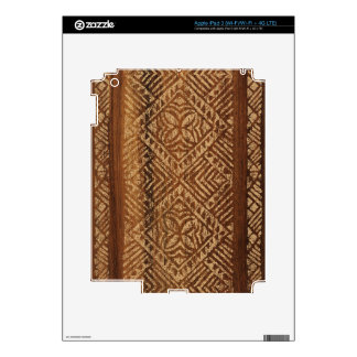 Samoan Tapa Surfboard iPad 3 or Tablet Skin Skin For iPad 3