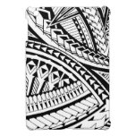 Samoan tattoo pattern cover for the iPad mini
