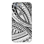 Samoan tattoo pattern iPhone 6 case