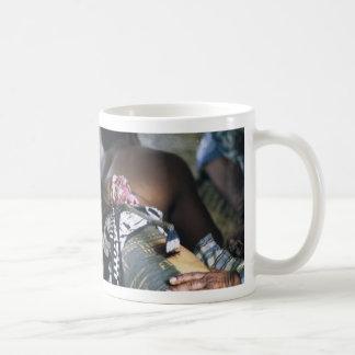 Samoan Tattooing, Pe'a, O LE FA'A-SAMOA MONI Coffee Mug