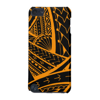 Samoan tribal tattoo design with spearheads iPod touch (5th generation) covers