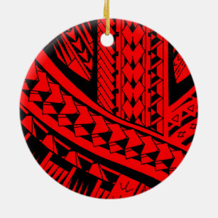 Samoan Patterns Home Decor Zazzle