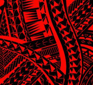 Polynesian Tribal Mouse Pads Zazzle