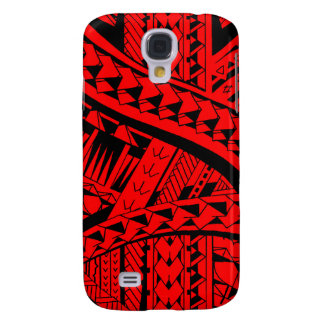 Samoan tribal tattoo pattern with spearheads art samsung galaxy s4 cover